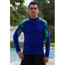 rash guard con filtro uv